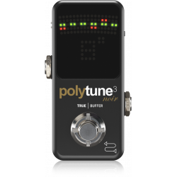TC Electronic Polytune 3 Mini Noir