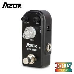 AZOR AP-312 Mini Digital Reverb Pedal
