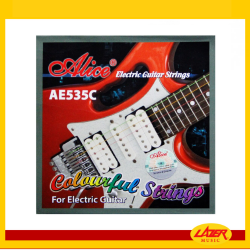 Alice AE535C Multicolor 9-42 Electric Guitar String
