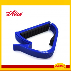 Alice A007E-A Capo for Acoustic/Electric Guitar (Blue)