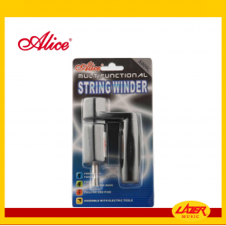 Alice A009CP Multifunctional Guitar Bass String Winder