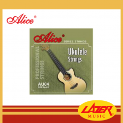 Alice AU04 Soprano Ukulele Strings (22-28-32-22)