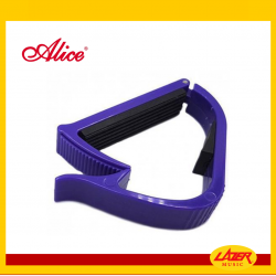 Alice A007E-A Capo for Acoustic/Electric Guitar (Purple)