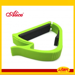 Alice A007E-A Capo for Acoustic/Electric Guitar (Green)
