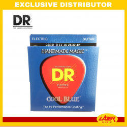 DR CBE-942 Cool Blue Electric String G9-42