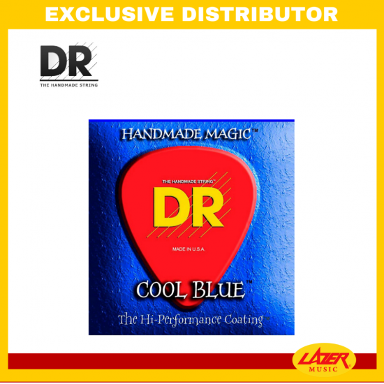 DR CBE-1150 Cool Blue Electric String G11-50