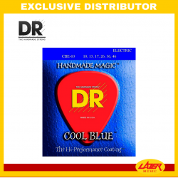 DR CBE-1046 Cool Blue Electric String G10-46