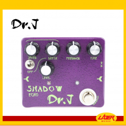 Dr.J DR54 Shadow Echo Guitar Effects Pedal