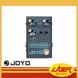 Joyo R-14 ATMOSPHERE Reverb Effect Pedal