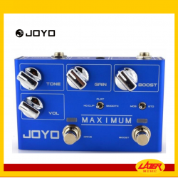 JOYO R-05 Maximum Mosfet Overdrive Guitar Effect Pedal