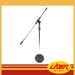 Lazer 7153RB Mic Stand (Round Base)
