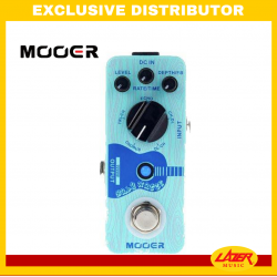 Mooer Baby Water Acoustic Delay and Chorus Pedal