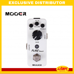 Mooer Pure Boost Guitar Effects Pedal