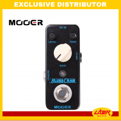 Mooer Blues Crab Drive Pedal