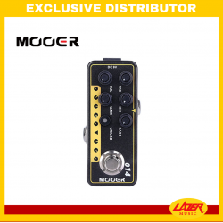 Mooer 014 TAXIDEA TAXUS Micro Preamp Effects Pedal