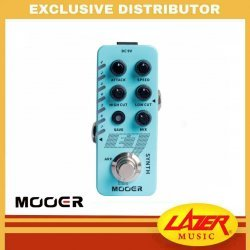 Mooer E7 Polyphonic Synth Effect Pedal