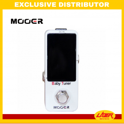 Mooer Baby Tuner Effects Pedal