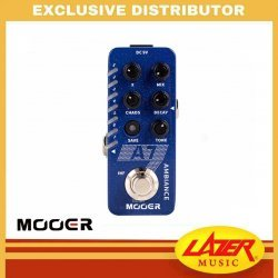 Mooer A7 Ambient Reverb Effect Pedal