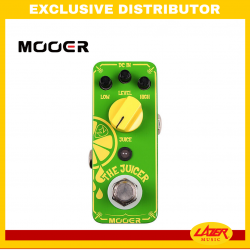 Mooer The Juicer Overdrive Guitar Effects Pedal