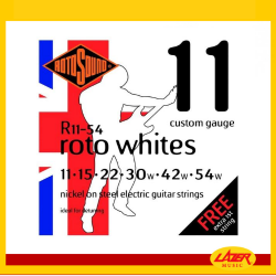 Rotosound R11-54 Electric Guitar Strings 11-54