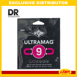 Rotosound UM9 Ultramag Alloy 9-42 Electric Guitar Strings