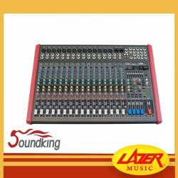 Soundking MIX16C USB Mixing Console