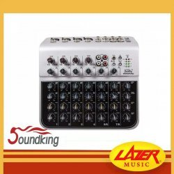 Soundking MIX04AU USB Mixing Console