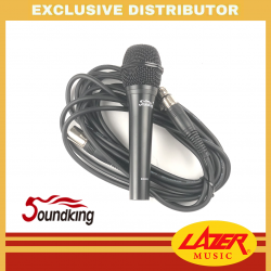 Soundking EH203 Vocal Condenser Microphone With XLR Cable