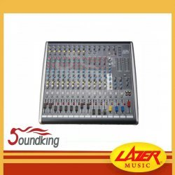 Soundking MIX16AU USB Mixing Console