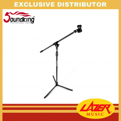 Soundking DD130 Tripod Microphone Stand with Boom