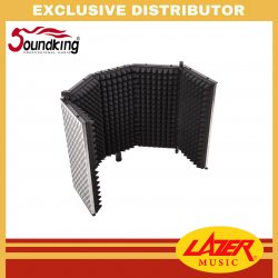 Soundking EE101 Isolation Screen/Diffuser for Microphones