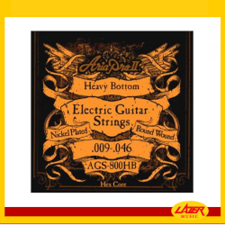 Aria AGS-800HB Electric Guitar String Heavy Bottom .009-.046