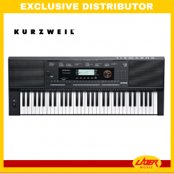 Kurzweil KP110 61 Note Portable Arranger Keyboard with Performance Assistant