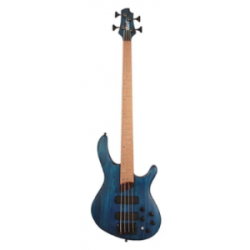 Cort B4P-ASRM Bass Guitar With Bag (Aqua Blue)