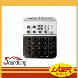 Soundking MIX02AU USB Mixing Console