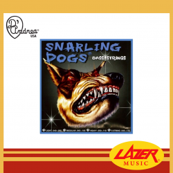 D'Andrea Snarling Dog SDN455 5 String 45-130 Electric Bass Guitar Strings