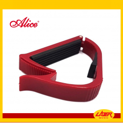 Alice A007E-A Capo for Acoustic/Electric Guitar (Red)