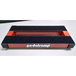 Pedalramp MINI Unit - Custom Red Finish (Flat Type)