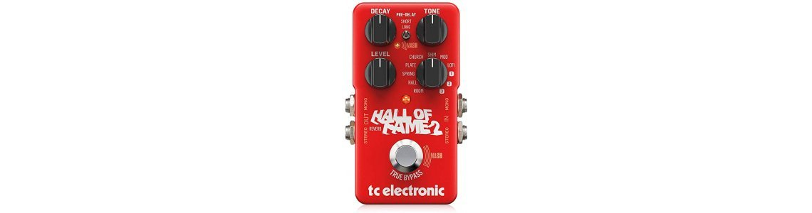 TC Electronic Hall of Fame 2 Reverb: A Legendary Sequel