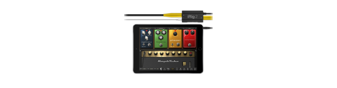 iRig 2: A Studio In Your Pocket
