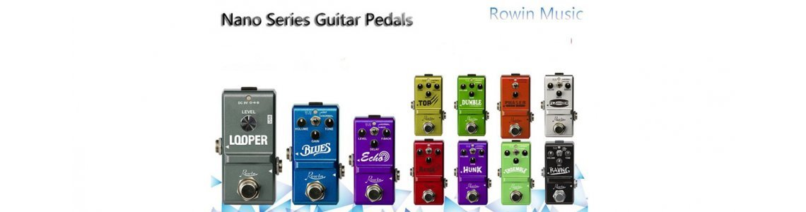 Rowin Pedals: Value for Your Money