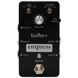 Empress Buffer+ Guitar Effects Pedal