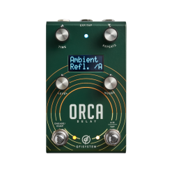 GFI System Orca Delay Guitar Effects Pedal