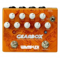 Wampler GearBox Andy Wood Signature Guitar Effects Pedal