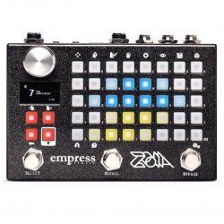 Empress Effects Zoia Modular Synthesizer Guitar Multi-Effects Pedal