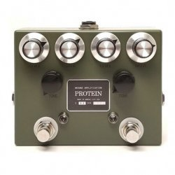 BROWNE AMPLIFICATION - THE PROTEIN - DUAL OVERDRIVE PEDAL