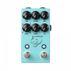 JHS - PANTHER CUB V2 - ANALOG TAP TEMPO DELAY