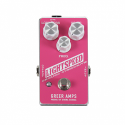 GREER AMPS - LIGHT SPEED - PINK WHITE