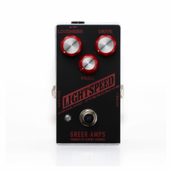 GREER AMPS - LIGHT SPEED - GAMEDAY BLACK