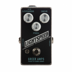 GREER AMPS - LIGHT SPEED - REVERSE DAPHNE